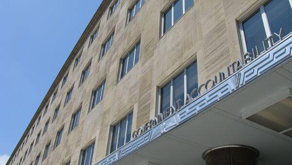 Headquarters of the GAO, Washington, D.C. - Sputnik International