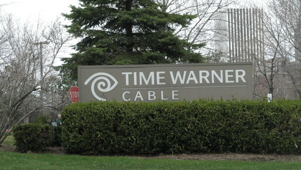 The cable industry's recent spout of potty mouth seems to have spread to Time Warner. - Sputnik International