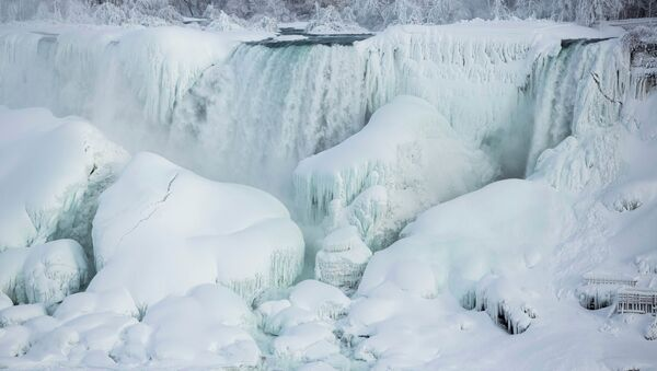Niagara Falls - Sputnik International
