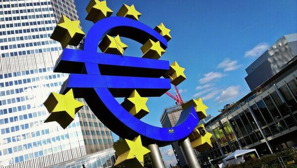 Euro Symbol - Sputnik International