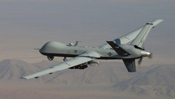 US Air Force, an MQ-9 Reaper - Sputnik International