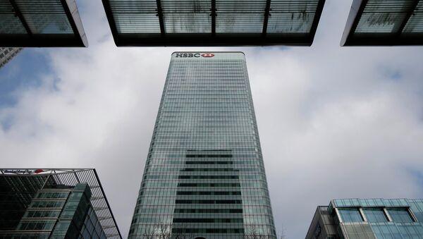 HSBC tax dodging - Sputnik International