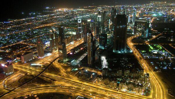 Dubai by night - Sputnik International