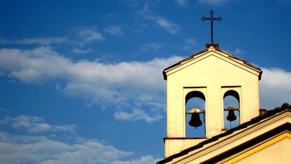 Church bells in Italy - Sputnik International