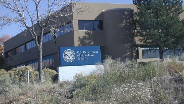 US Department of Homeland Security - Sputnik International