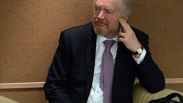 Deputy Finance Minister Sergei Storchak - Sputnik International