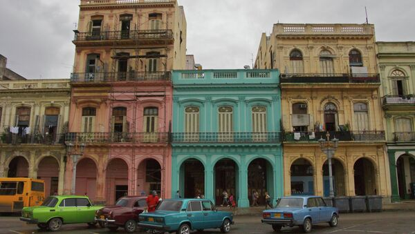 Havana, Cuba - Sputnik International