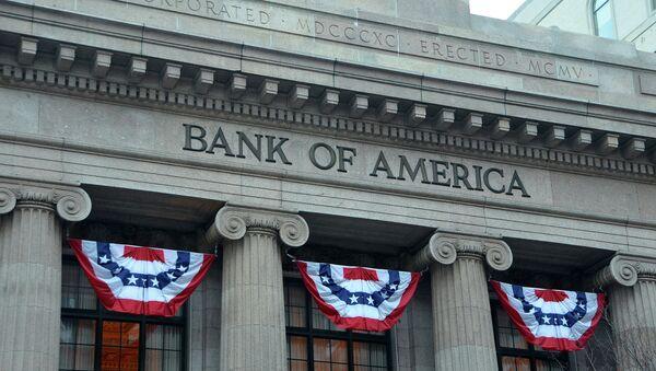 Bank of America, Washington, DC - Sputnik International