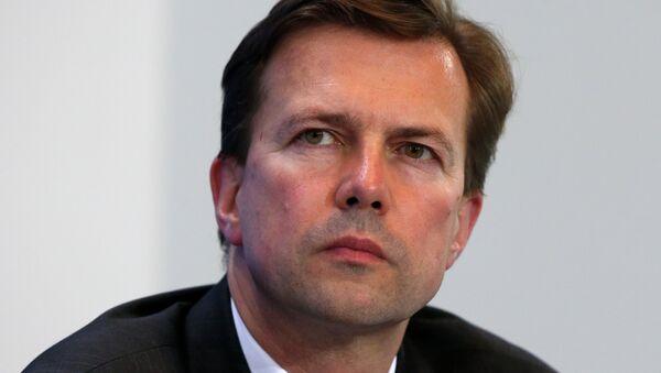 Steffen Seibert, State Secretary and government spokesman - Sputnik International
