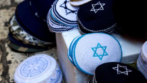 Jewish kippahs - Sputnik International