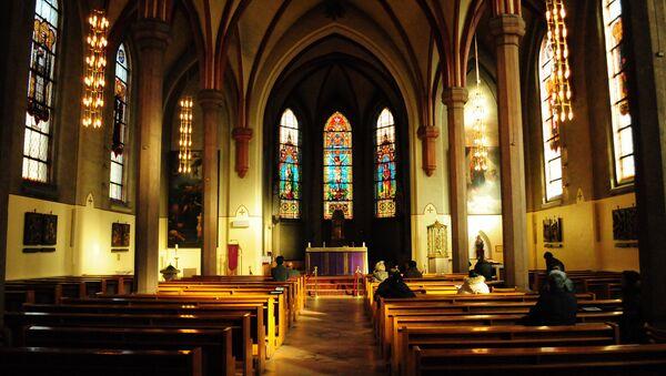 A church in Oslo, Norway - Sputnik International
