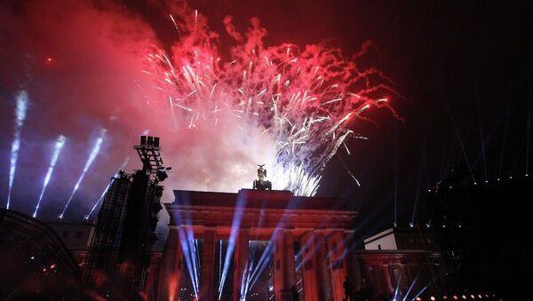 Fireworks in Berlin, Germany - Sputnik International