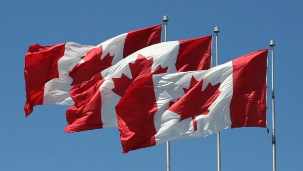 Canada - Sputnik International