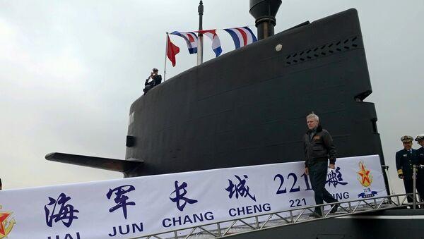 Chinese Submarine - Sputnik International