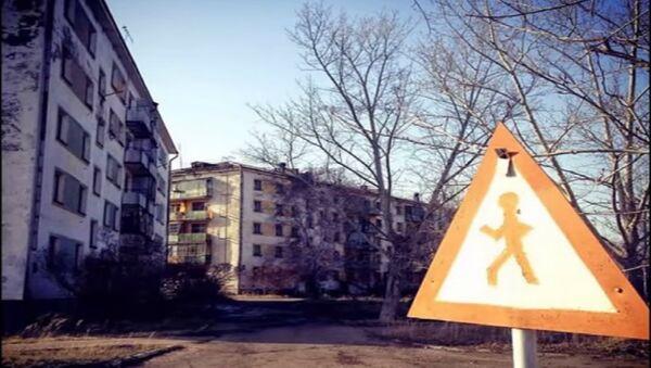 An empty Kalachi after the evacuation - Sputnik International