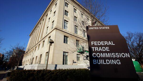 The Federal Trade Commission building in Washington - Sputnik International