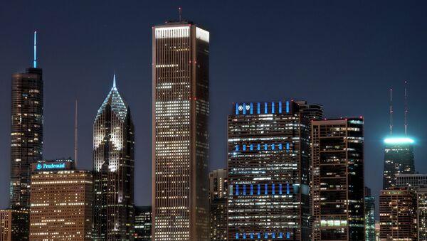 The Chicago skyline - Sputnik International