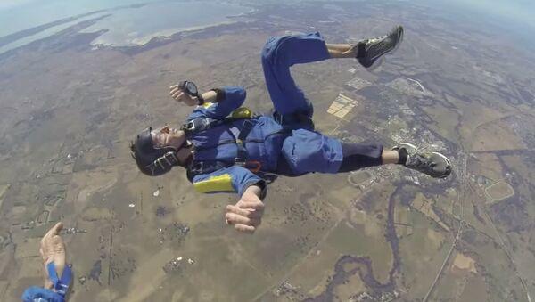 Epileptic Seizure Paralyzes Skydiver During Free Fall: Terrifying Rescue - Sputnik International