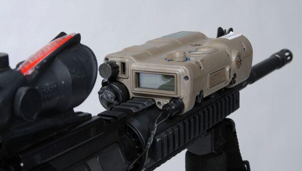 Small Tactical Optical Rifle Mounted (STORM) Micro-Laser Rangefinder - Sputnik International