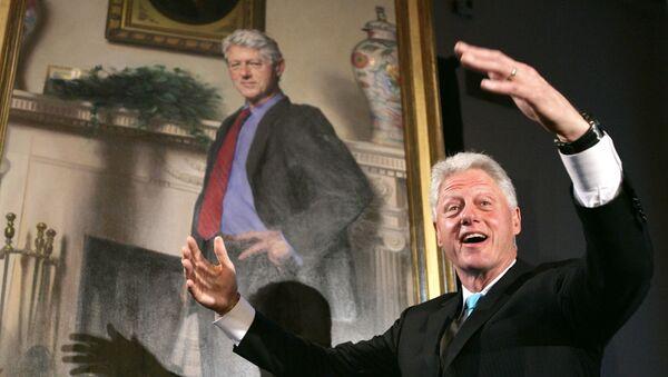 Former President Bill Clinton - Sputnik International