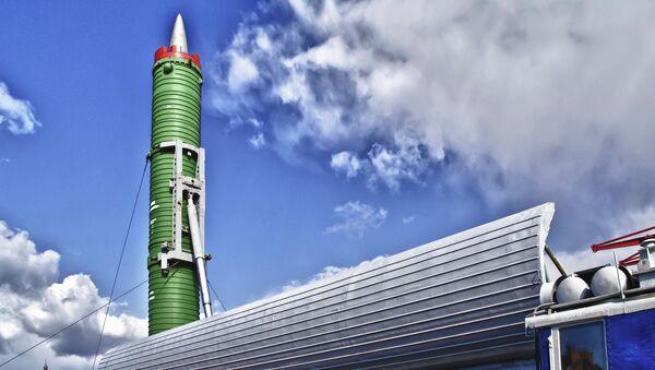 The ICBM RT-23, nicknamed the 'Good Sport' (Molodets) - Sputnik International