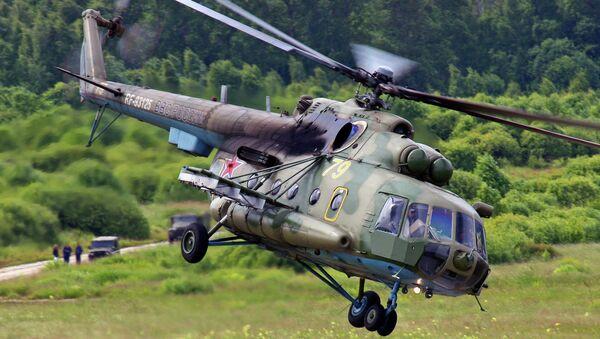 Mi-8 - Sputnik International