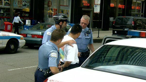 Arrest in Chicago - Sputnik International