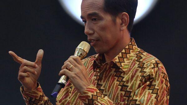 Indonesia President Joko Widodo - Sputnik International