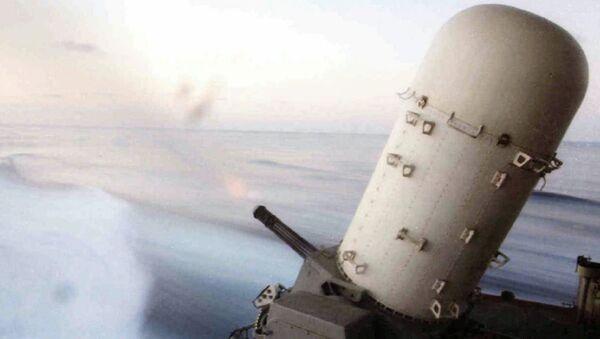 Phalanx rapid firing weapon - Sputnik International