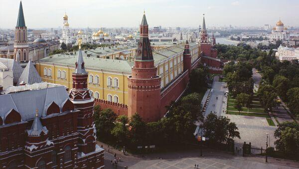 State History Museum and Moscow Kremlin - Sputnik International