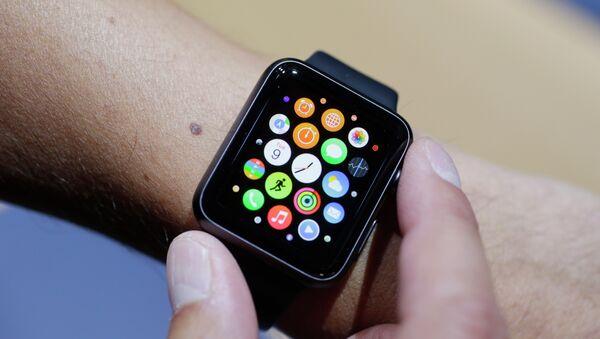 Apple Watch - Sputnik International