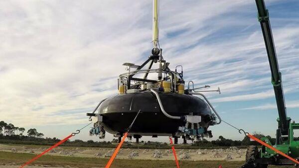 Moon Express MTV-1X Test Flights - Sputnik International