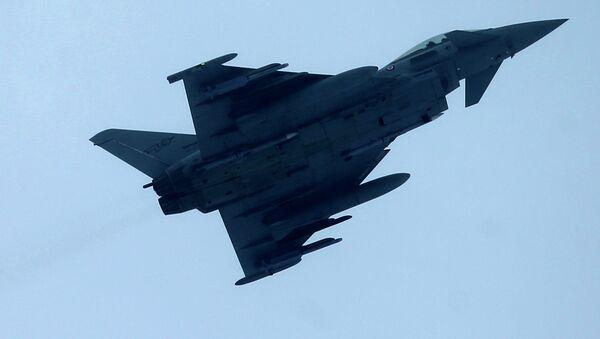 Typhoon jet fighter - Sputnik International