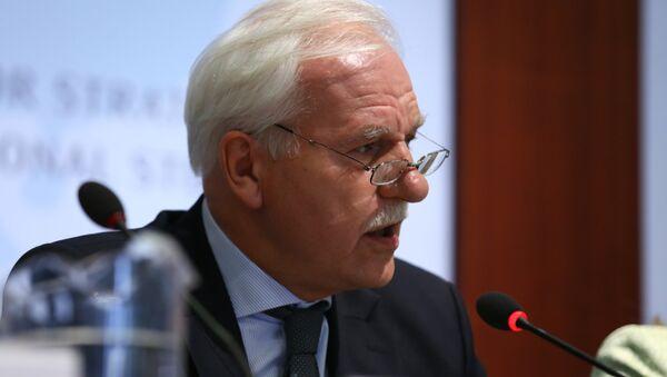 Andrzej Olechowski - Sputnik International