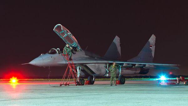 Serbian Air Force Mig-29 - Sputnik International