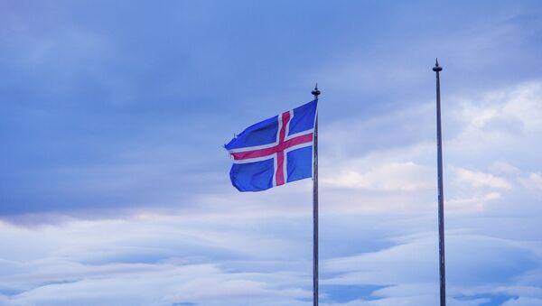 Iceland flag. - Sputnik International