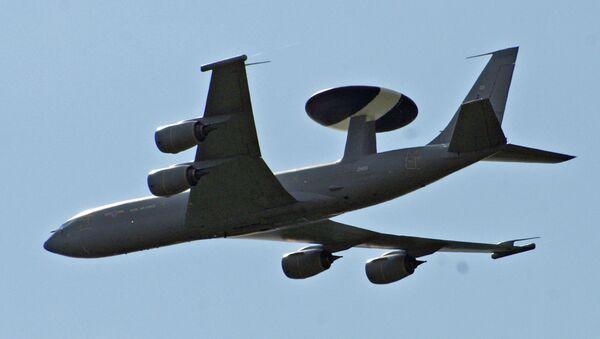 Boeing E-3D Sentry AWACS - Sputnik International
