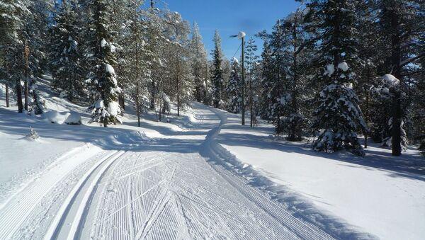 Ski Track - Sputnik International