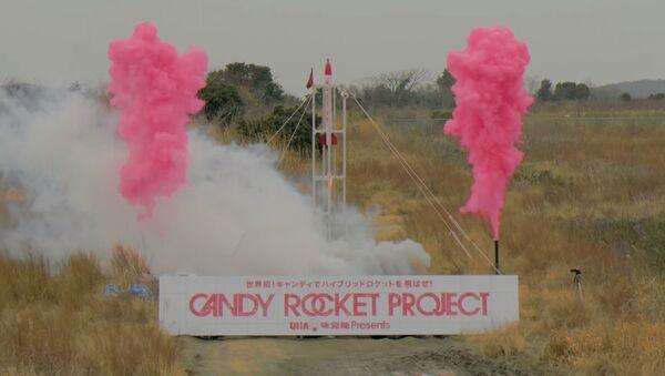 Candy Rocket Project - Sputnik International