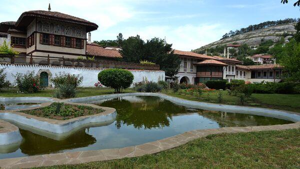 The Khan Palace in the Bakhchisaray Historical and Cultural Park Khansaray. - Sputnik International