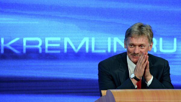 Presidential Press Secretary Dmitry Peskov - Sputnik International