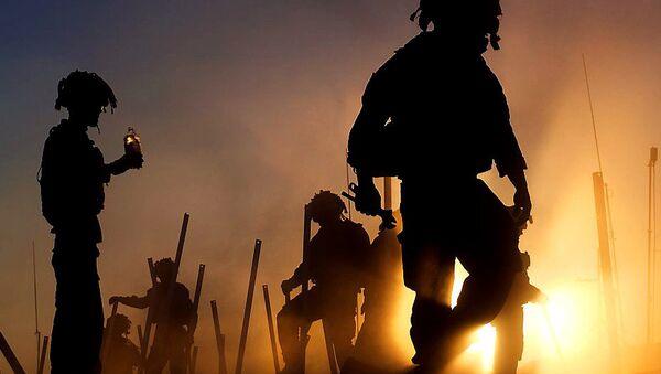 ISIS Hunters: Ex-British Army Men Admit Preparing to Fight in Syria - Sputnik International