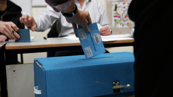 Elections in Israel - Sputnik International