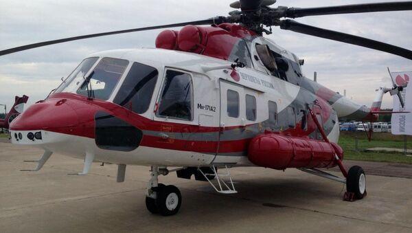 Mi-171A2 - Sputnik International