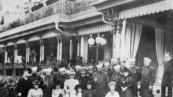 Members of imperial family Romanov - Sputnik International