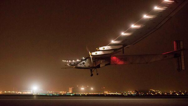 Solar Impulse 2 - Sputnik International