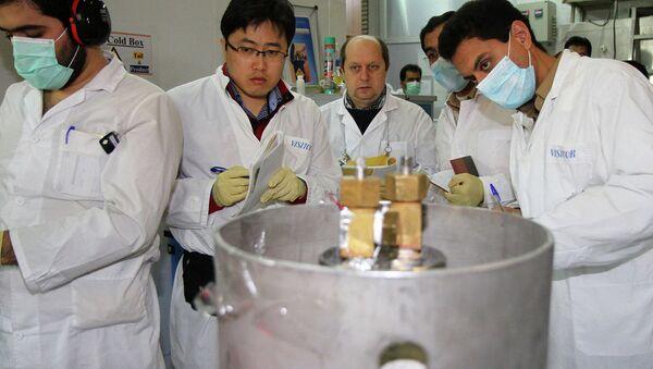 Iranian Nuclear plant - Sputnik International