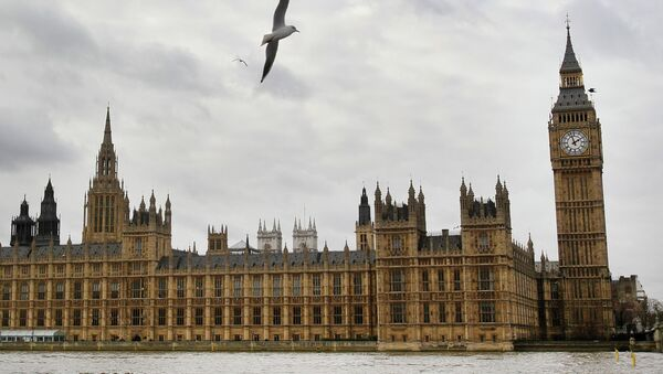 The Palace of Westminster including St Stephen's Tower housing the famous Big Ben clock in London - Sputnik International