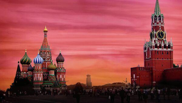 Red Square - Sputnik International