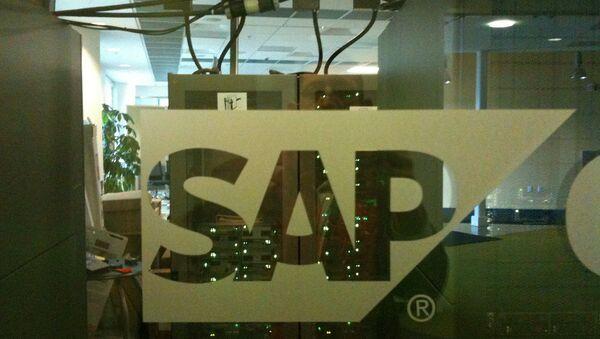 SAP Logo - Sputnik International